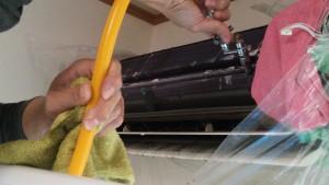 高圧洗浄1