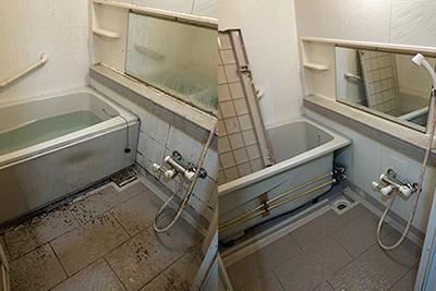 浴室クリーニングスペシャルパック一式